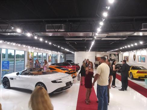 Luxury Chamber of Commerce Event at The New Auto Toy Store June 15th, 2020