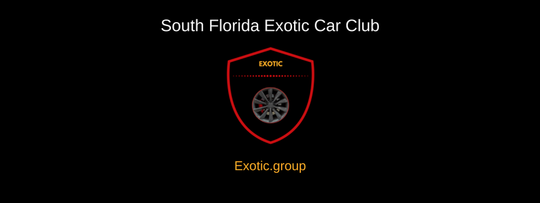 South Florida Exotic Car Club