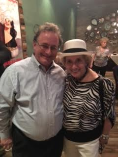 Allen Kopelman and Marleen Forkas at Davinci's of Boca LuxuryChamber.com