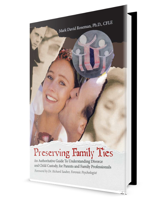 Preserving Family Ties - Dr. Roseman's Book for The Toby Center Inc - South Florida Celebrity Book Signor
