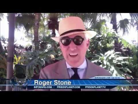Roger Stone on TV - Luxury Chamber Speaker