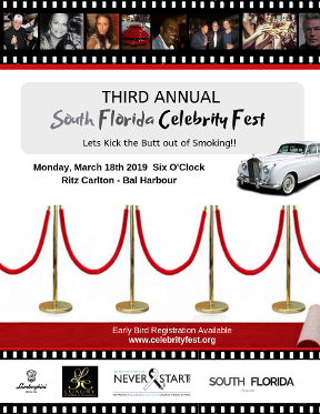 3rd Annual South Florida Celebrity Fest