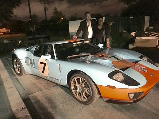 Ford Cobra GT - Luxury Chamber Florida