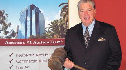 jim gall - luxury auctioneer