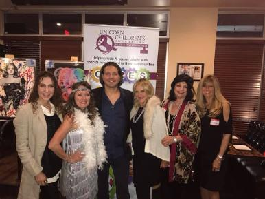 Rich Graff and Boca Raton Socialites at a Luxury Chamber of Commerce and Unicorn Childrens Foundation Networking Event, Temper Grille in Boca Raton, FL